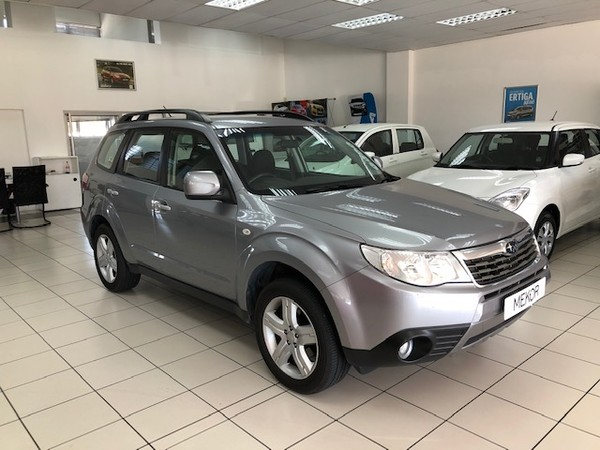 2010 Subaru Forester 2.5 Xs At  Western Cape Cape Town_0