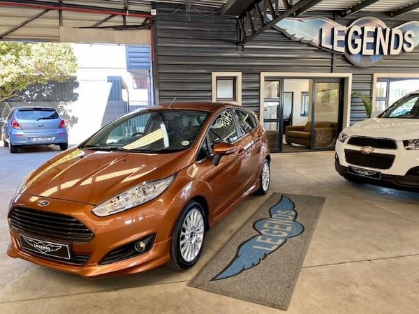 2016 Ford Fiesta 1.0 Ecoboost Titanium 5dr  Western Cape Strand_0