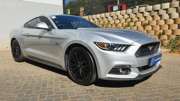 2017 Ford Mustang 5.0 GT Auto Gauteng Roodepoort_0