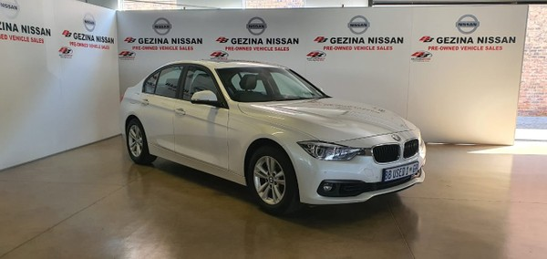 2019 BMW 3 Series 318i Luxury Line Auto Gauteng Pretoria_0