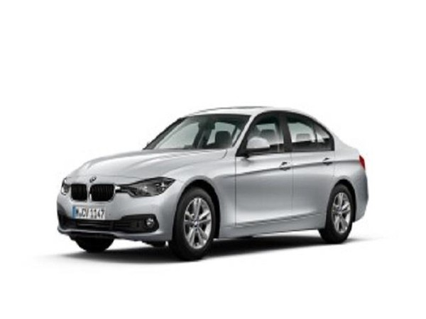 2019 BMW 3 Series 318i Auto Gauteng Four Ways_0