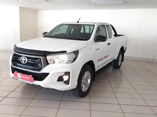 2019 Toyota Hilux 2.4 GD-6 RB SRX PU ECAB Mpumalanga Ermelo_0