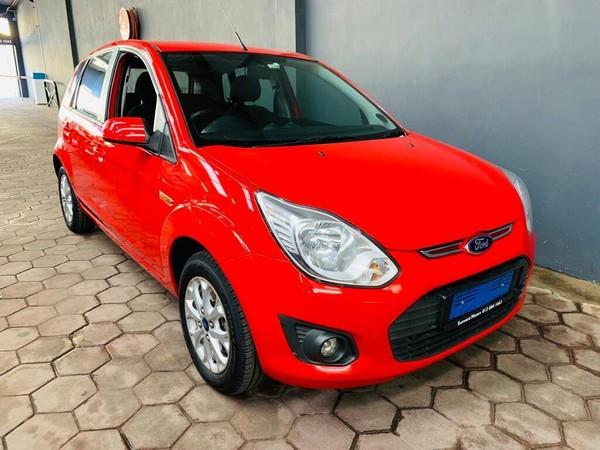 2012 Ford Figo 1.4 Trend  Gauteng Silverton_0