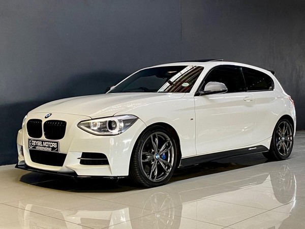 2014 BMW 1 Series M135i 3dr At f21  Gauteng Vereeniging_0