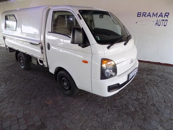 2014 Hyundai H100 Bakkie 2.6d Fc Ds  Gauteng Boksburg_0