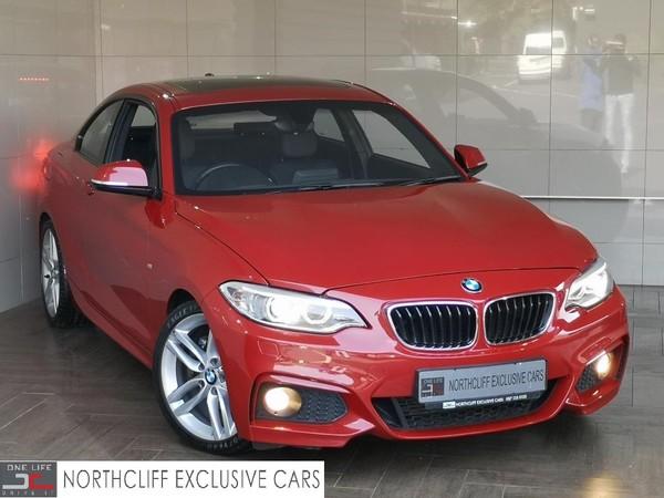 2014 BMW 2 Series 220i COUPE M-SPORT AUTO Gauteng Randburg_0