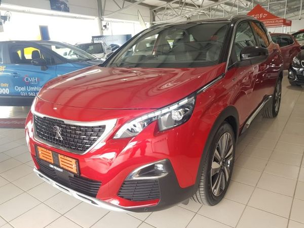 2020 Peugeot 3008 1.6 THP GT-Line Auto Kwazulu Natal Umhlanga Rocks_0