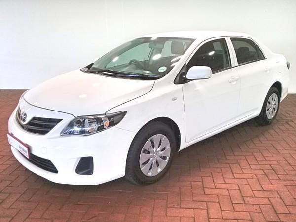 2019 Toyota Corolla Quest 1.6 Auto Kwazulu Natal Umhlanga Rocks_0