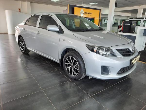 2019 Toyota Corolla Quest 1.6 Western Cape Vredenburg_0