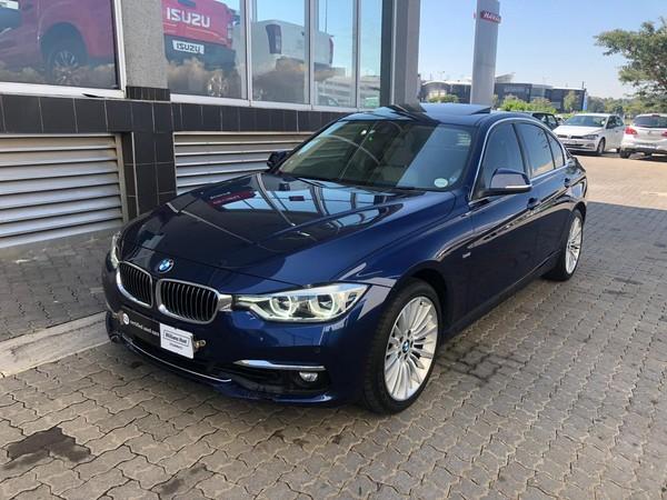 2016 BMW 3 Series 340i Luxury Line Auto Gauteng Sandton_0