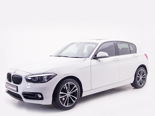 2018 BMW 1 Series 118i 5DR Auto f20 Gauteng Boksburg_0