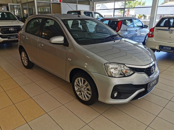 2020 Toyota Etios 1.5 Xs 5dr  Western Cape Robertson_0