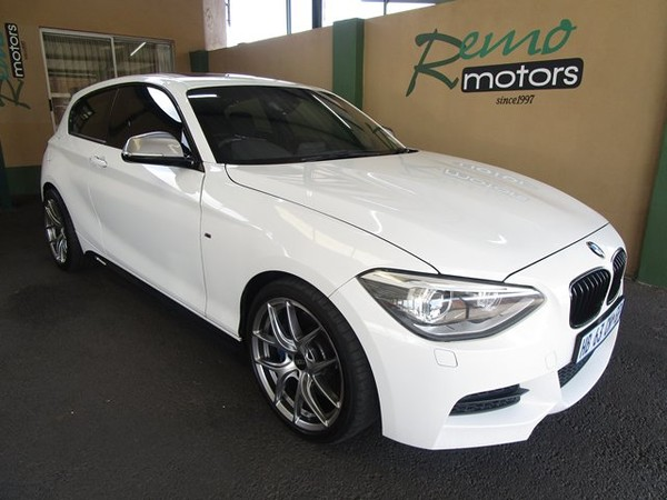 2015 BMW 1 Series M135i 3dr f21  Gauteng Pretoria_0