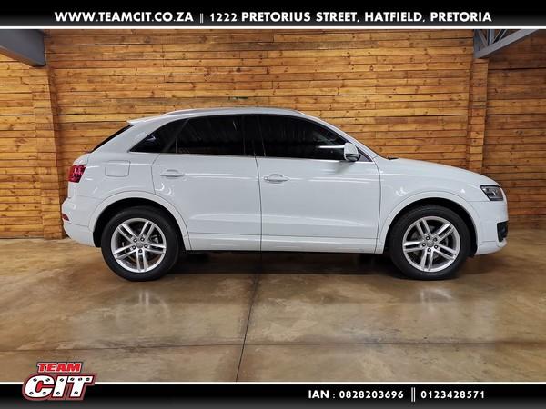 2014 Audi Q3 2.0t Fsi Quatt Stronic 155kw  Gauteng Pretoria_0