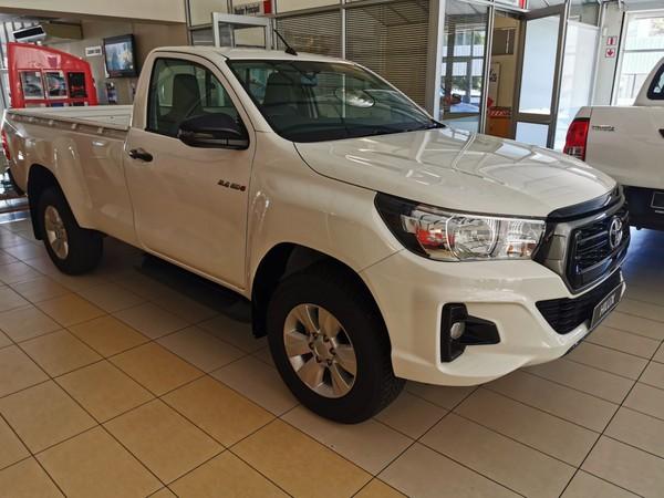 2020 Toyota Hilux 2.4 GD-6 SRX 4X4 Single Cab Bakkie Western Cape Robertson_0