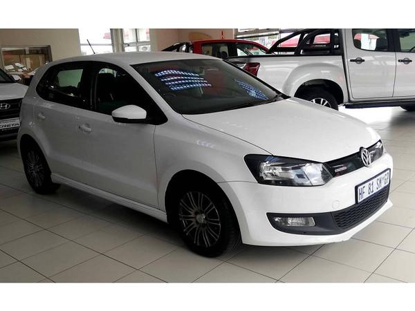 2014 Volkswagen Polo 1.2 Tdi Bluemotion 5dr  Mpumalanga Secunda_0