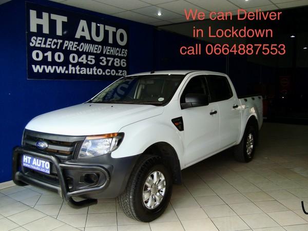 2013 Ford Ranger 2.2tdci Xl Pu Dc  Gauteng Boksburg_0