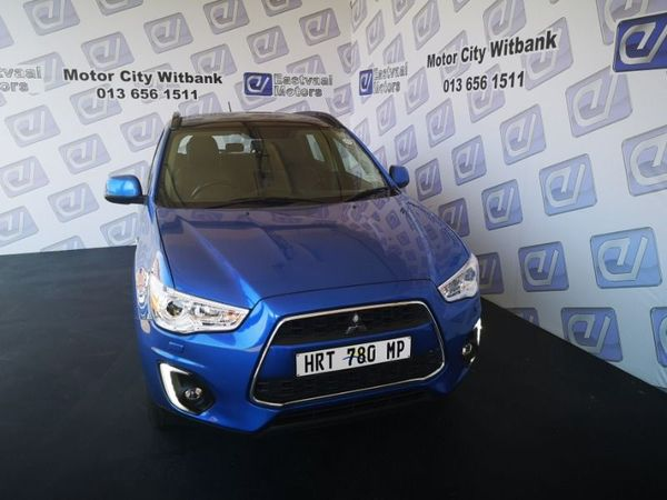 2015 Mitsubishi ASX 2.0 GLS Mpumalanga Witbank_0