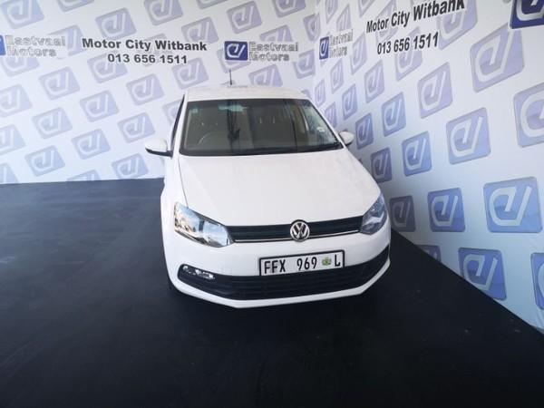 2019 Volkswagen Polo Vivo 1.6 Comfortline TIP 5-Door Mpumalanga Witbank_0