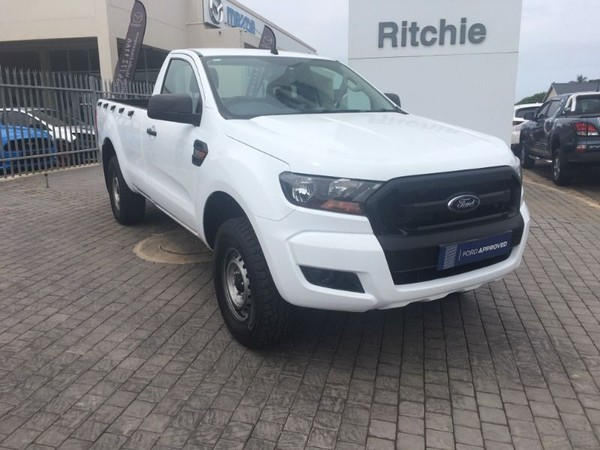 2018 Ford Ranger 2.2TDCi XL 4X4 Single Cab Bakkie Kwazulu Natal Empangeni_0