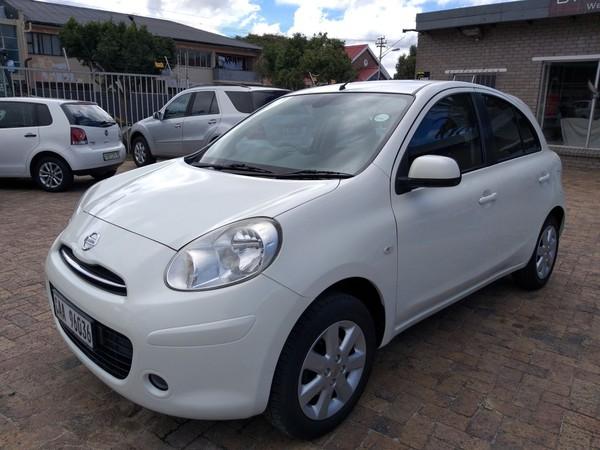 2013 Nissan Micra 1.5 Tekna 5dr d85  Western Cape Plumstead_0