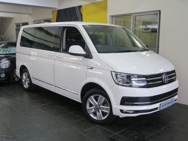 2017 Volkswagen Kombi 2.0 BiTDI Comfort DSG 132KW Western Cape Paarl_0