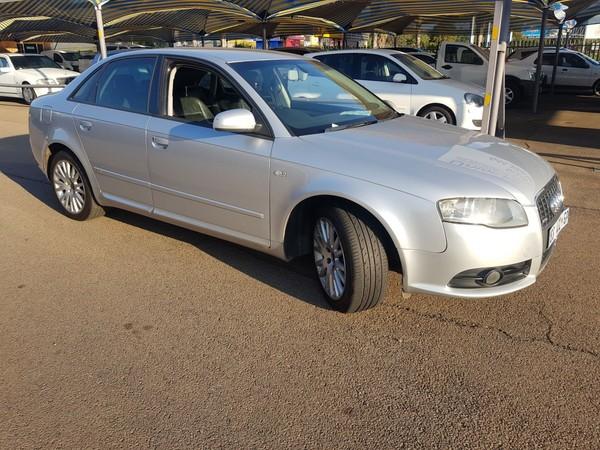 2008 Audi A4 2.0 b7  Gauteng Pretoria_0