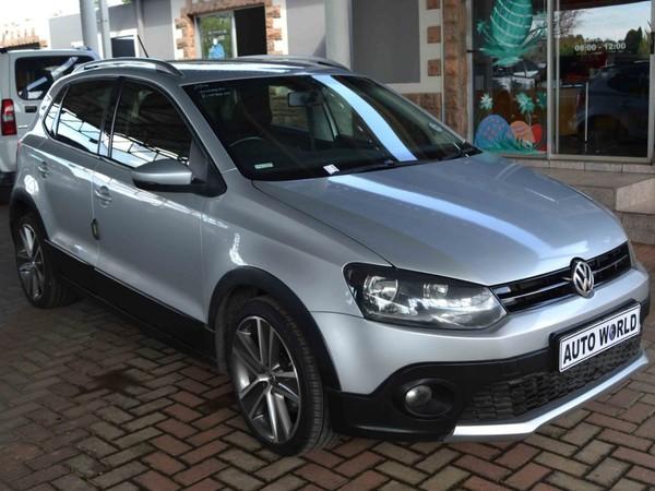 2014 Volkswagen Polo 1.6 Tdi Cross  North West Province Klerksdorp_0