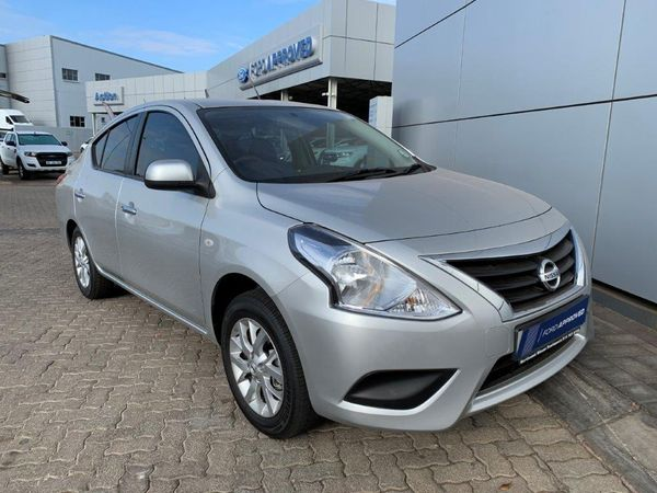 2019 Nissan Almera 1.5 Acenta Auto Gauteng Krugersdorp_0