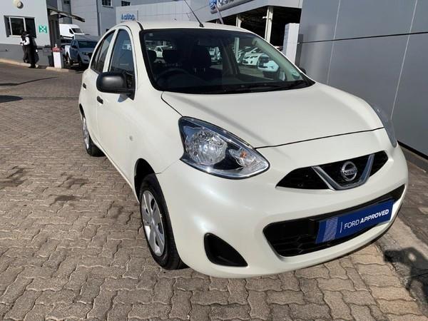 2019 Nissan Micra 1.2 Active Visia Gauteng Krugersdorp_0