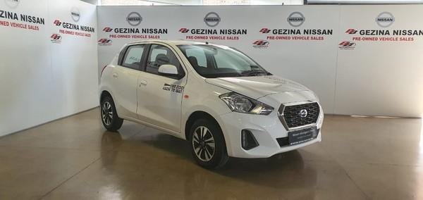2019 Datsun Go 1.2 LUX Gauteng Pretoria_0