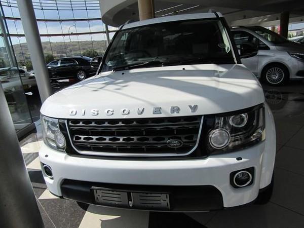 2015 Land Rover Discovery 4 3.0 TDSD V6 XXV LTD Edition Gauteng Johannesburg_0
