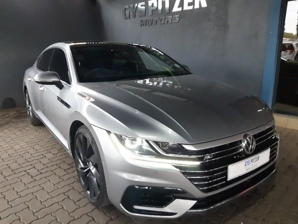 2019 Volkswagen Arteon 2.0 TSI R-LINE 4M DSG Gauteng Pretoria_0