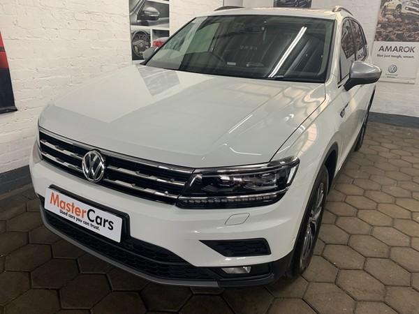 2020 Volkswagen Tiguan AllSpace 1.4 TSI CLINE DSG 110KW Kwazulu Natal Durban_0