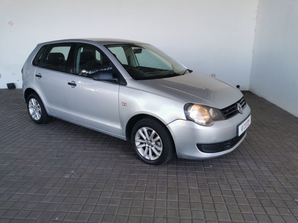 2014 Volkswagen Polo Vivo 1.6 Trendline 5Dr North West Province Klerksdorp_0