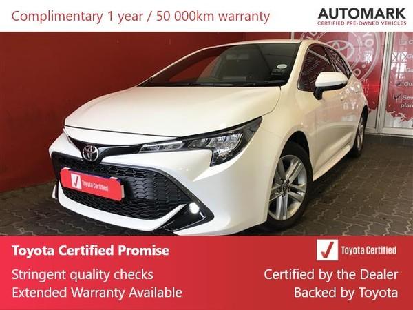 2019 Toyota Corolla 1.2T XS 5-Door Gauteng Roodepoort_0