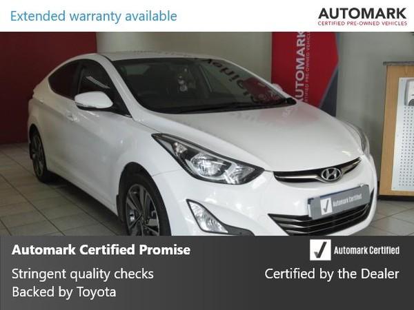 2014 Hyundai Elantra 1.6 Premium Gauteng Springs_0