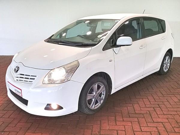 2010 Toyota Verso 1.8 Tx  Kwazulu Natal Umhlanga Rocks_0