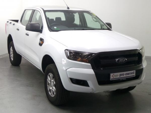 2017 Ford Ranger 2.2TDCi XL 4X4 Double Cab Bakkie Kwazulu Natal Pinetown_0
