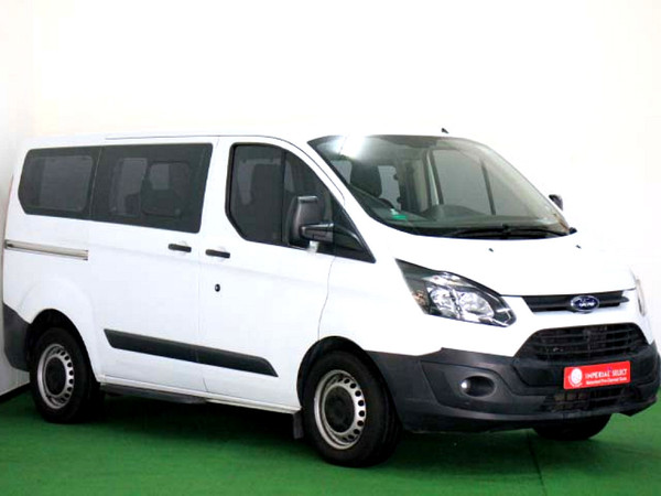 2015 Ford Tourneo 2.2D Ambiente SWB Western Cape Brackenfell_0