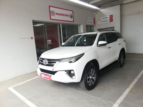 2020 Toyota Fortuner 2.8GD-6 RB Auto Western Cape Swellendam_0