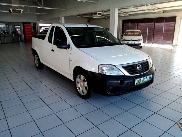 2015 Nissan NP200 1.5 Dci  Ac Safety Pack Pu Sc  Free State Bethlehem_0
