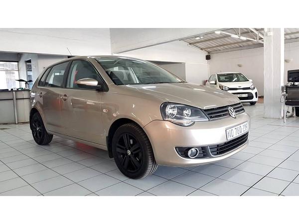 2015 Volkswagen Polo Vivo GP 1.6 Comfortline Free State Bethlehem_0