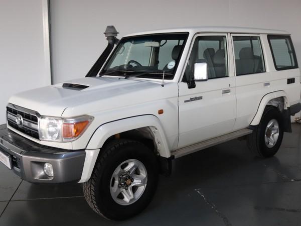 2014 Toyota Land Cruiser 76 4.5D V8 SW Gauteng Springs_0