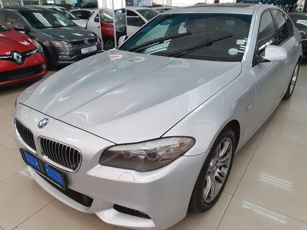 2012 BMW 5 Series 520i At f10  Gauteng Pretoria_0