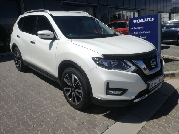 2019 Nissan X-Trail 2.5 Acenta PLUS 4X4 CVT 7S Gauteng Bedfordview_0
