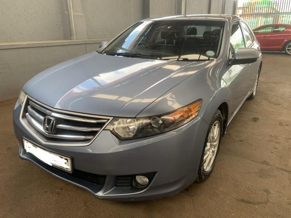 2009 Honda Accord 2.0 Executive At  Gauteng Randburg_0