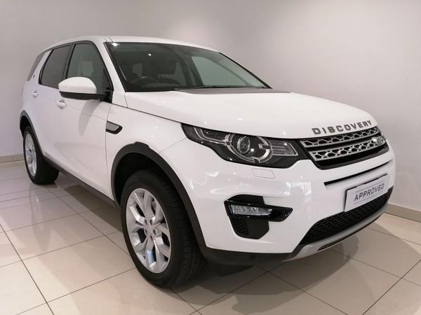 2015 Land Rover Discovery Sport Sport 2.2 SD4 HSE Western Cape Stellenbosch_0