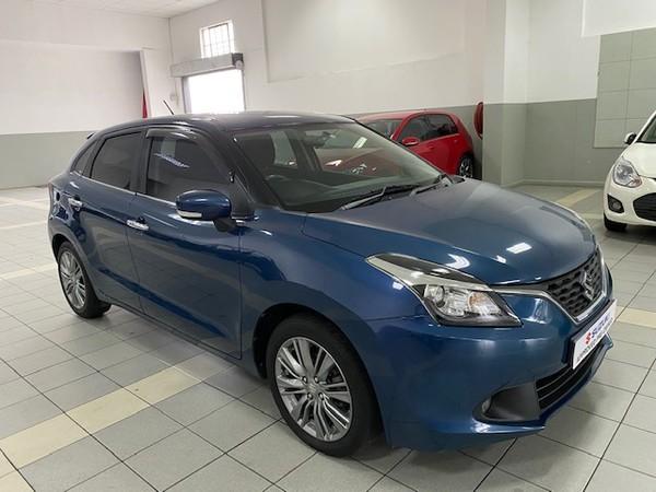 2017 Suzuki Baleno 1.4 GLX 5-Door Kwazulu Natal Richards Bay_0
