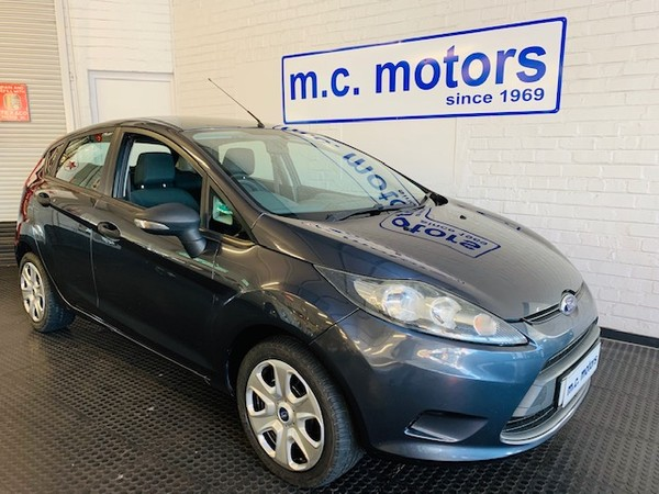 2009 Ford Fiesta 1.4i Ambiente 5dr  Western Cape Cape Town_0